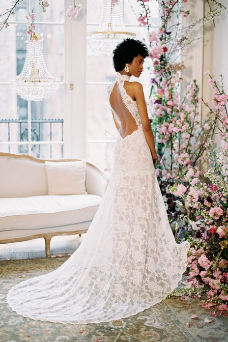 Elegance and romance combine in the Claire Pettibone Timeless collection