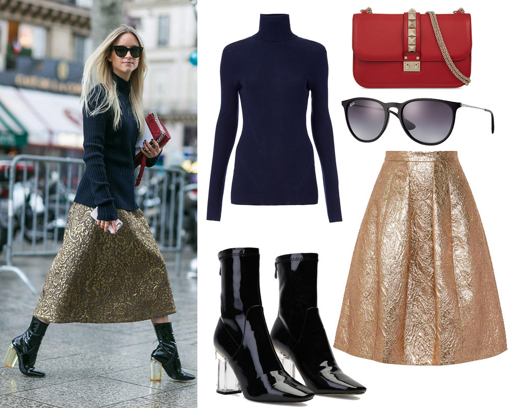 get the street style look