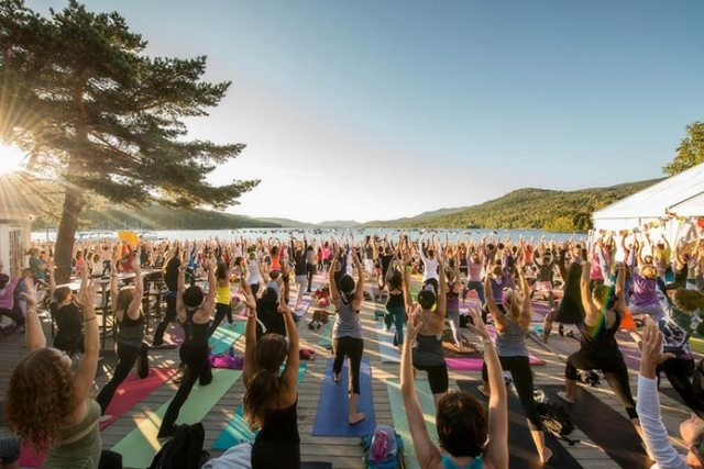 6 of the Best Fitness and Wellness Festivals to Book Now