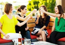 Outdoor Bars and Drinking Areas in London