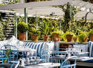 Outdoor Eating: 8 of London's Best Al Fresco Dining Areas