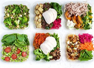 Healthy Food Delivery in London