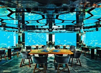 World's Best Underwater Restaurants