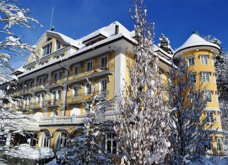 We Explore the World of Gstaad with a Stay in Le Grand Bellevue