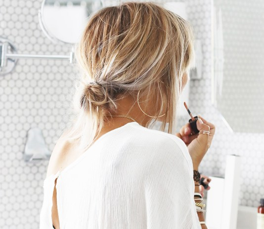 Go Bohemian with Absolutely's Guide to Chic Messy Hairstyles