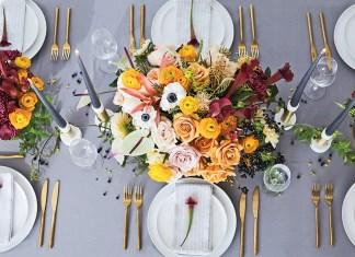 Flower Arranging: Tips From Expert Wagner Kreusch at the London Flower School
