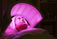 Absolutely Reviews: LED Luminous Lift at EF Medispa