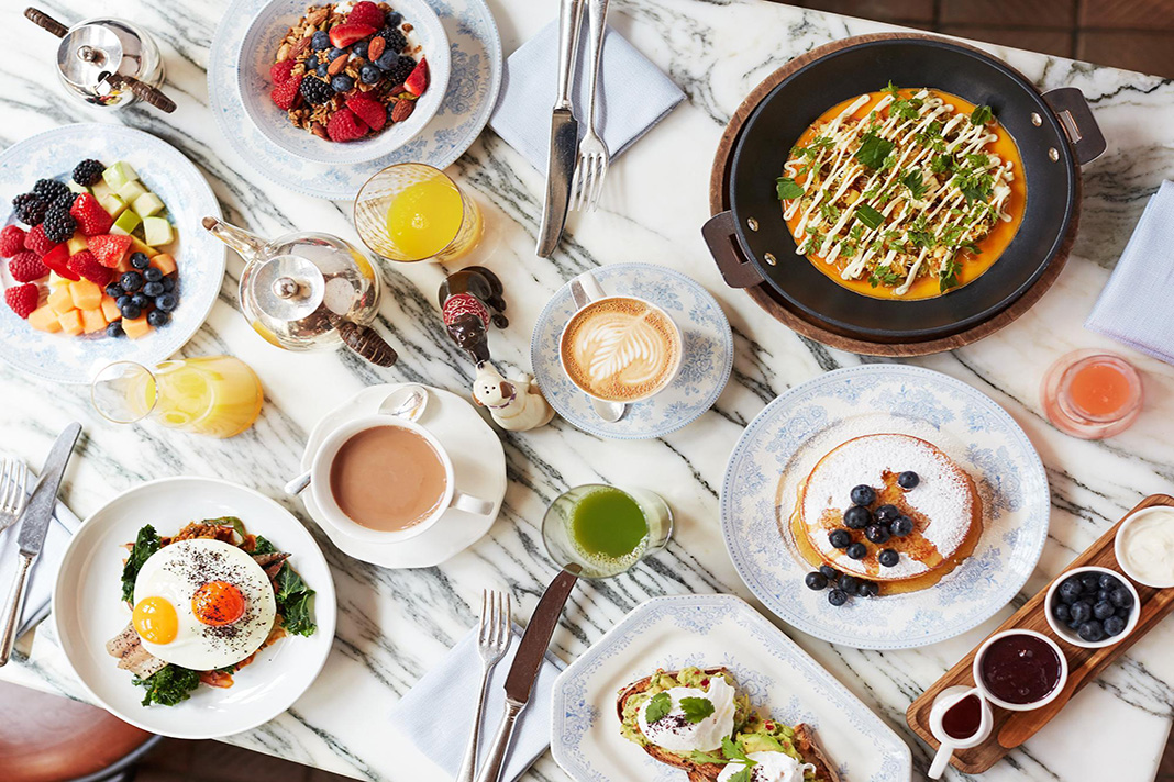 Hotel Brunches