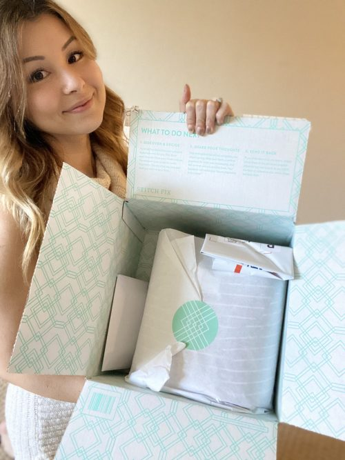 Stitch Fix Reviews Pictures Unboxing