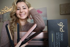 ghd Gold vs ghd Classic hair straightener review comparison Absolutely Adell