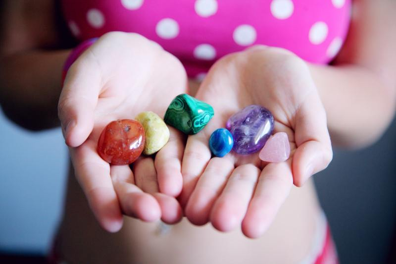 Chakra Cleansing Crystals