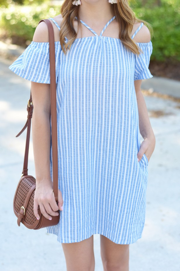 A Stunning Vacation Dress under $50 by Florida fashion blogger Absolutely Annie