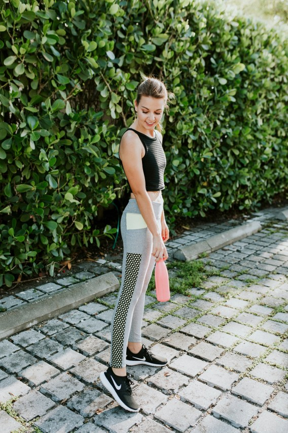 My Current Fitness Routine & How I Make Healthier Choices by popular FL blogger Absolutely Annie