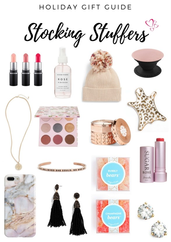 Holiday Gift Guide: Stocking Stuffers by Florida style blogger Absolutely Annie