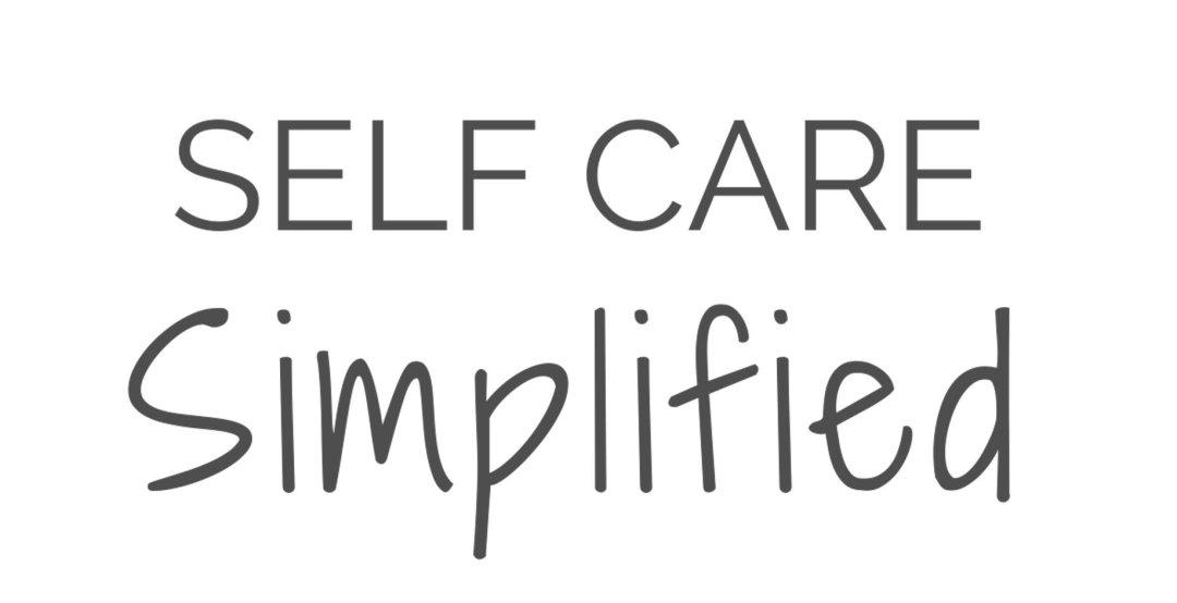 Self Care Simplified Logo
