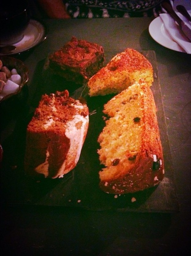 Cake Tapas at Roots Norwich