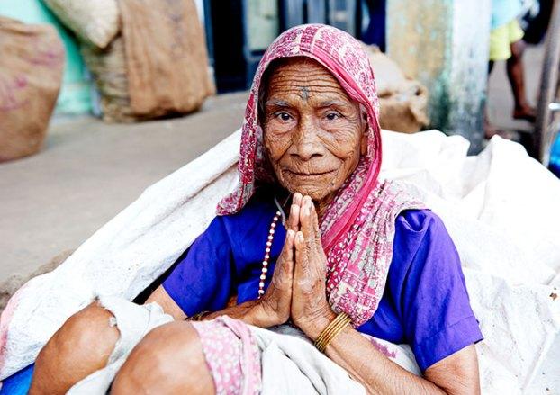 local-woman-india