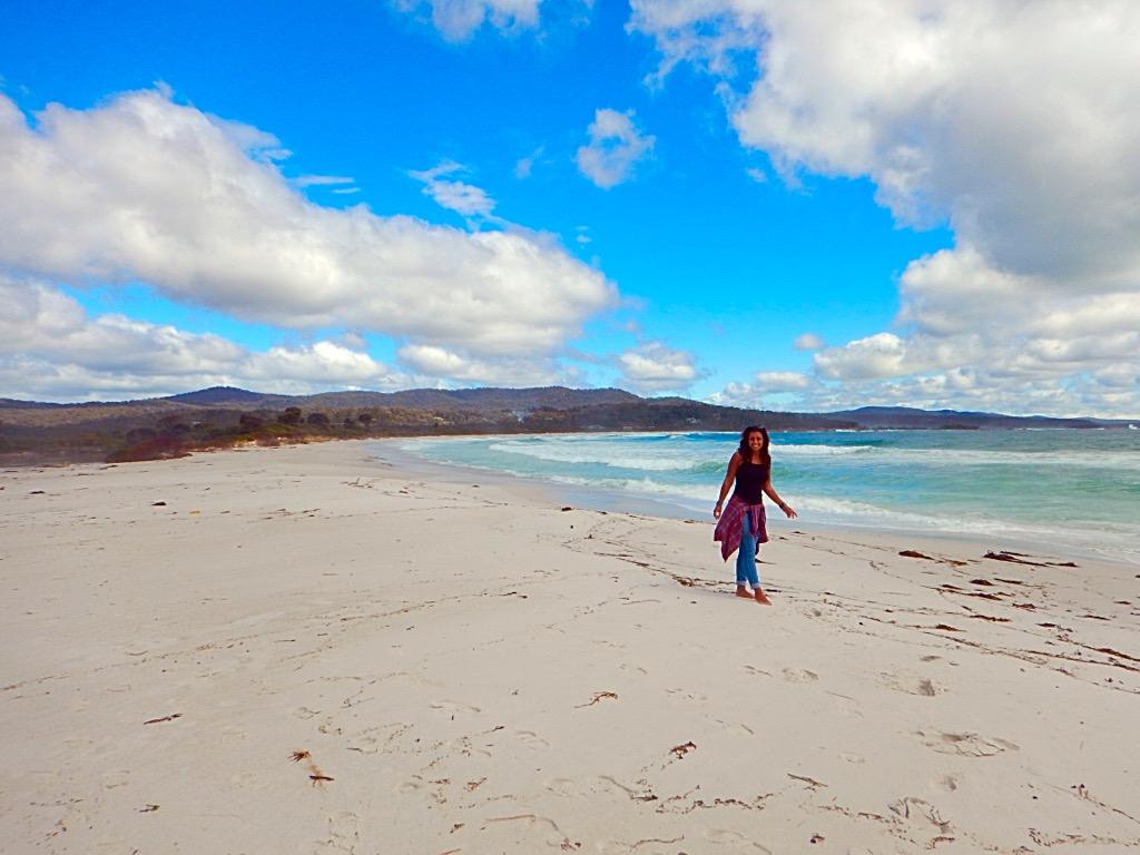 Beach Tasmania, Australia