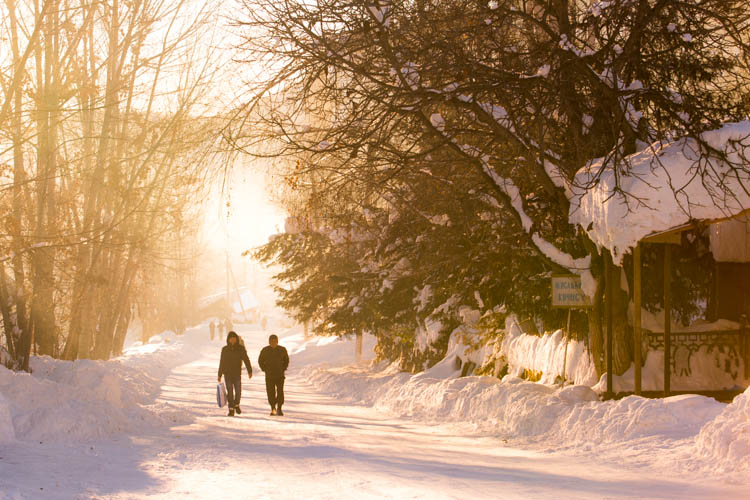 Avoiding the winter blues and staying safe this season | #SeasonalTravels