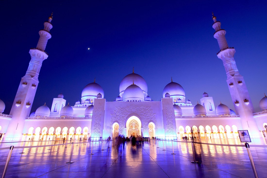 Epic festivals in Abu Dhabi