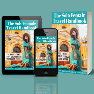 The Solo Female Travel Handbook product image