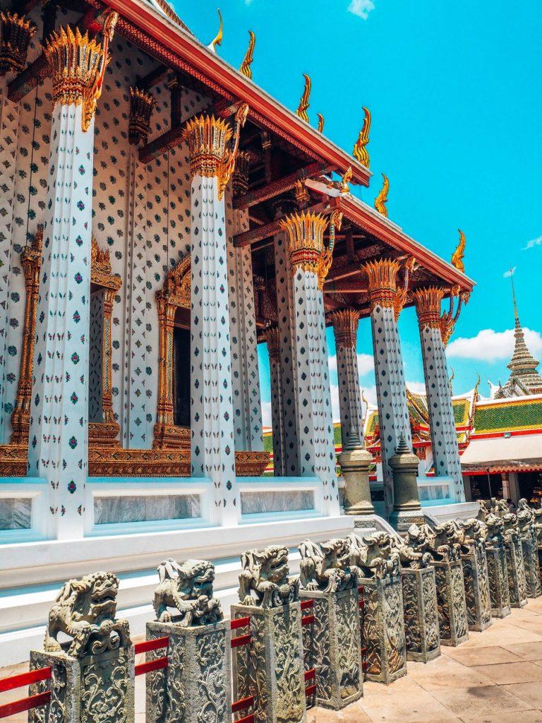 Temple, thailand, Bangkok