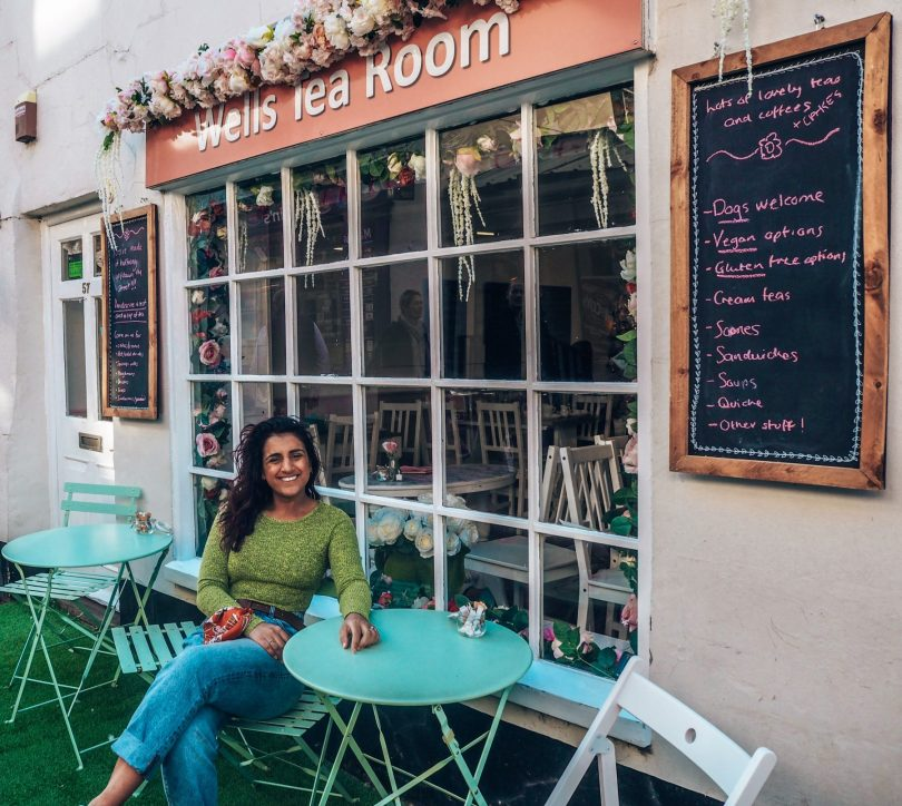 Absolutely Lucy cute cafe Wells