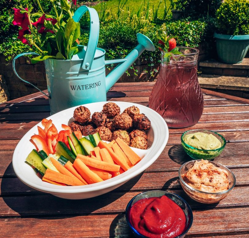 Mezze platter ideas for summer