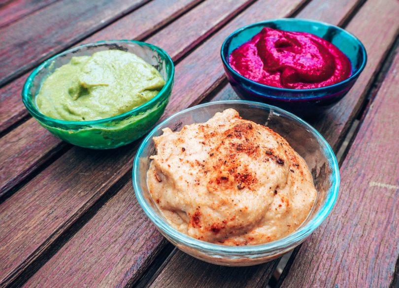 Cajun hummus recipe