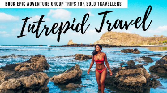 Intrepid Travel banner