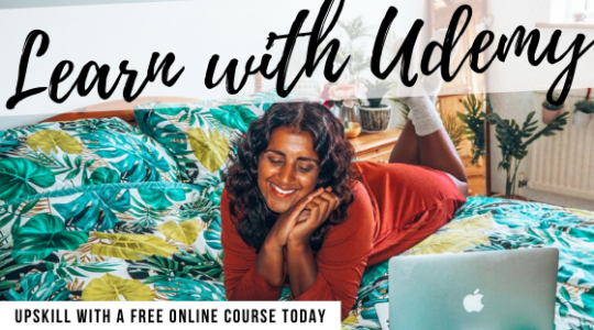 udemy banners