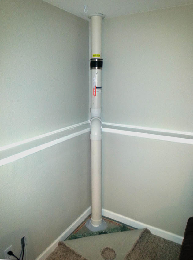 Radon System Photo Gallery Absolute Radon Safety