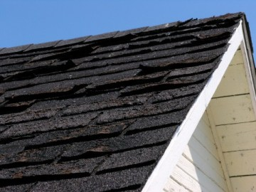 Roof Shingles Cupping And Curling