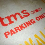 Line Marking Northern Beaches | Stencil Marking | Absolute Sign Solutions