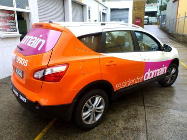 Custom Car Signage | Car Decals & Stickers | Absolute Sign Solutions