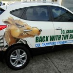 Custom Car Signage   Car Decals & Stickers   Absolute Sign Solutions