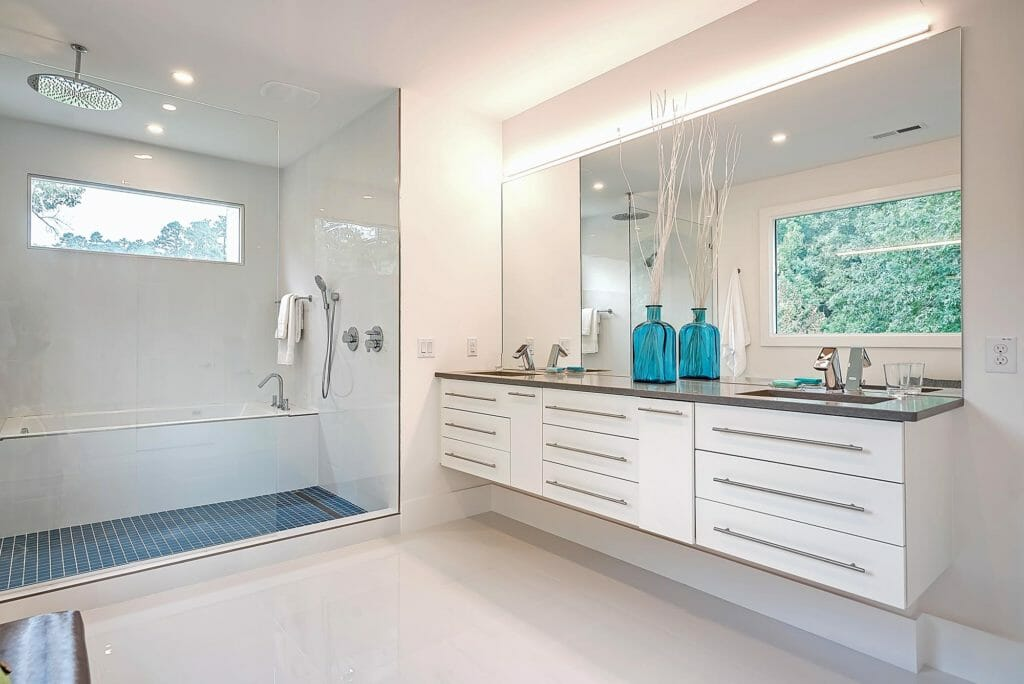 porcelain tile backsplashes in