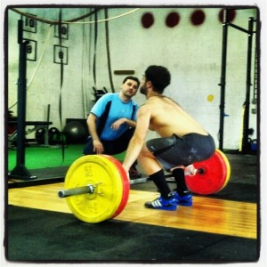 Olympic Snatch 300x300 Olympic Weightlifting