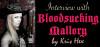 Bloodsucking Mallory interview1