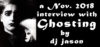 Ghosting Interview banner Absolution DJ Jason