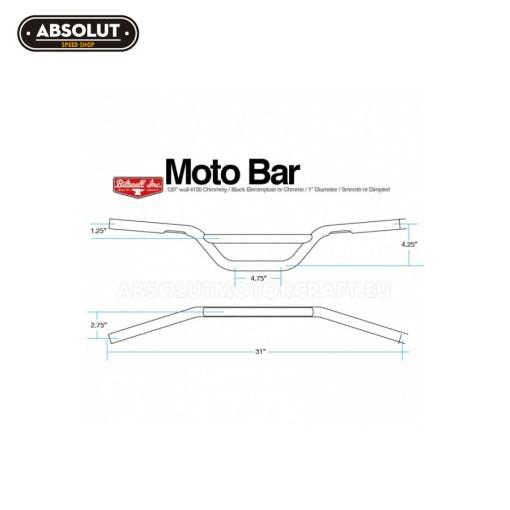 manillar custom biltwell enduro scrambler moto bar 06