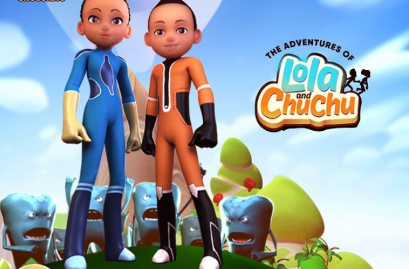 """Trailer For """"The Adventures Of Lola And Chuchu"""" Nigerian Animated Series"""