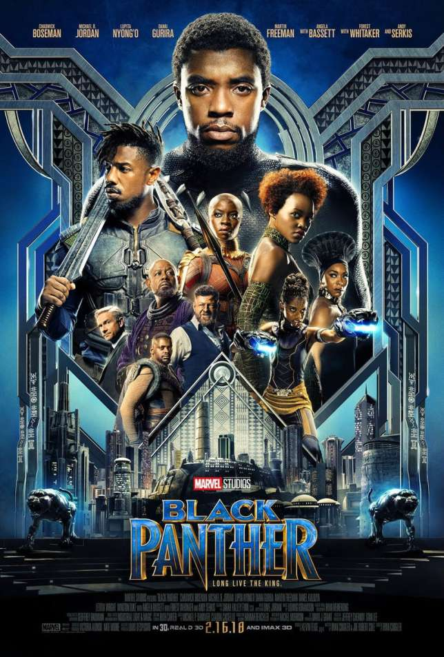 Black Panther 2nd Trailer