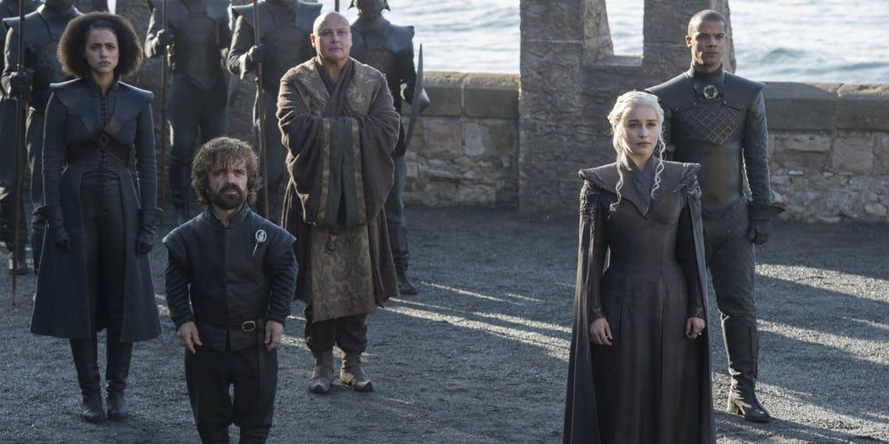 Game of Thrones Season 8 Set Photos Hint at King's Landing Battle