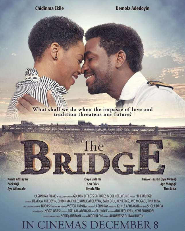 the bridge trailer