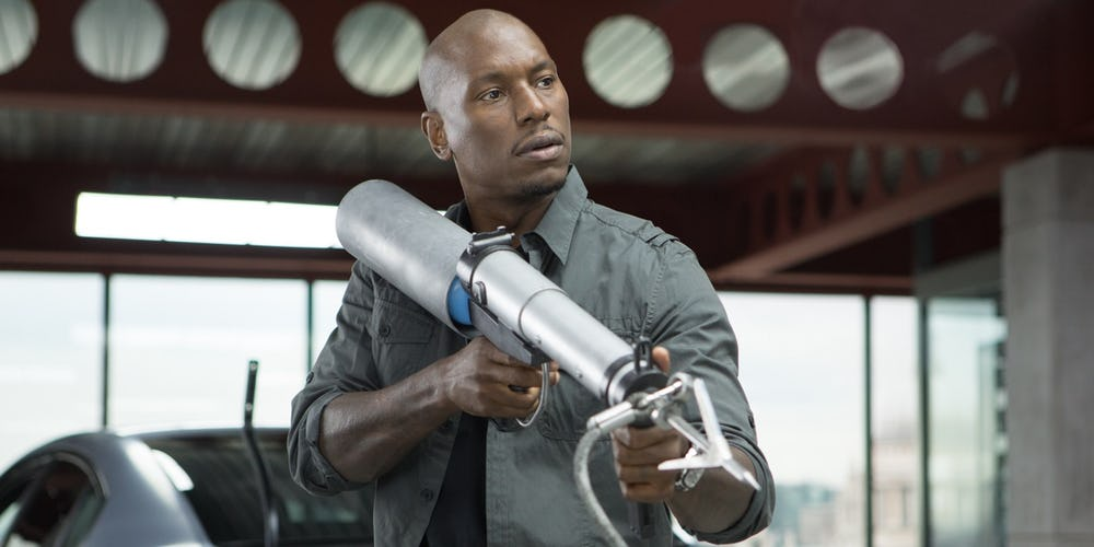Tyrese Won't Return for Fast & Furious 9 If The Rock Stars