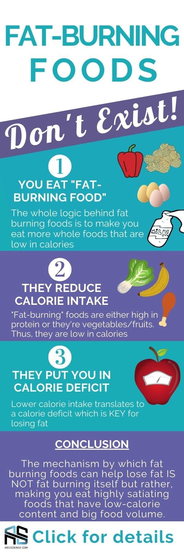 fat burn through diet