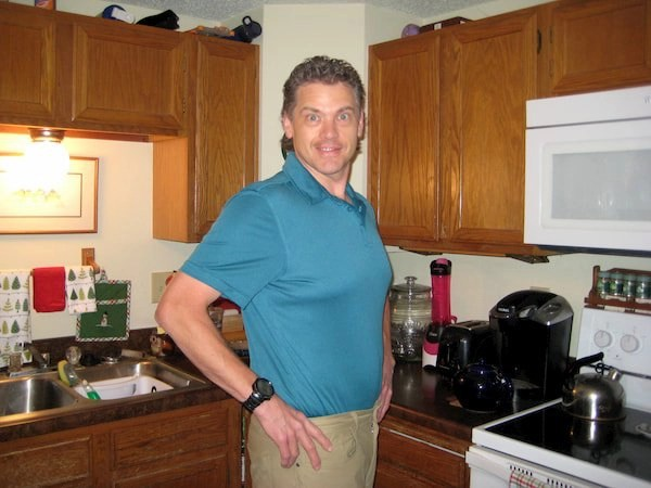 SUCCESS STORY: How Joe Lost 56 kg (124 lbs) of Weight by Walking