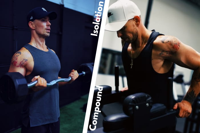 Compound vs Isolation Exercises: What to Choose for Hypertrophy?