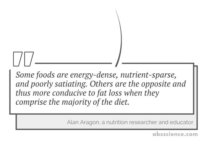 alan aragon on food labelling